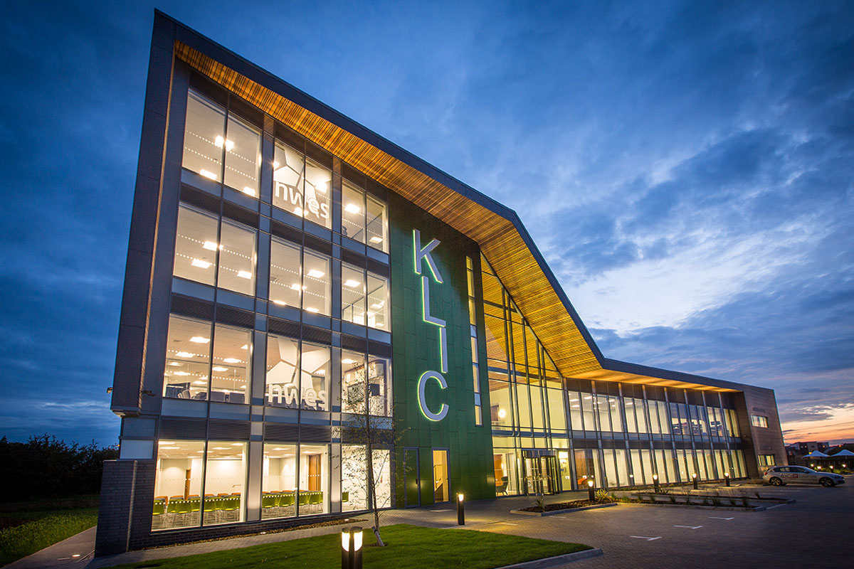 King's Lynn Innovation Centre by Feilden + Mawson