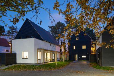 Carrowbreck Passive House Development by Hamson Barron Smith