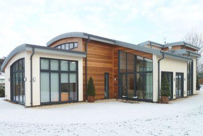 Eatopn Eco-house by Lambert Bardsley Reeve