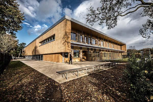 Great British Buildings Talks and Tours: The Enterprise Centre
