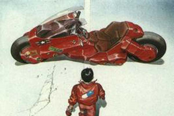 Architecture on Film - Akira