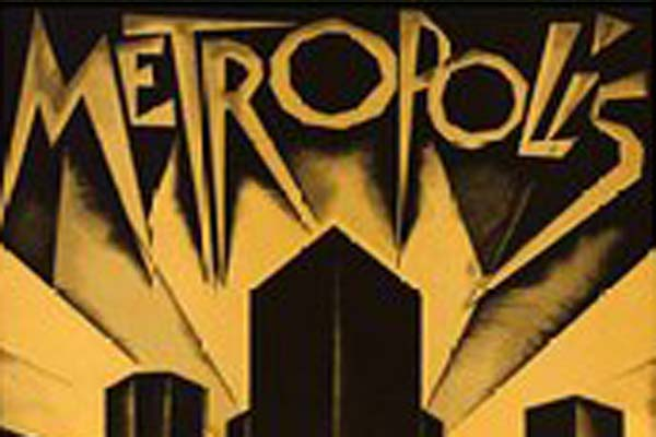 Architecture on Film - Metropolis