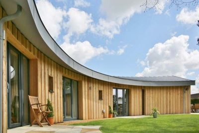 Passivehaus - Lime Tree Lodge